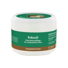 Kokosöl Ölpackung & Spitzenpflege bio (45ml)