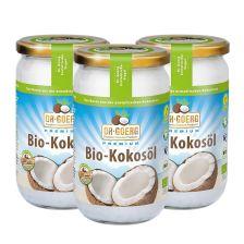 3x Bio-Kokosöl (3x1000ml)