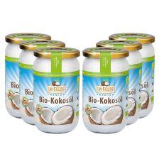 6x Bio-Kokosöl (6x1000ml)