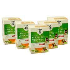 5 x Bio Kräuter Tee Mischung (5x20x1,7g)