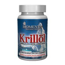 Krillöl - 2 Monatskur (60 Kapseln)