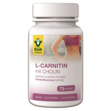 L-Carnitin with Cholin (75 capsules)