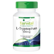 L-Tryptophan 500mg (90 Kapseln)
