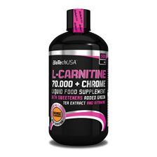 L-carnitine 70000 mg + Chrome Liquid (500ml)