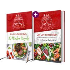 Das große Low-Carb Kompendium & Low-Carb Kompendium: 30 Minuten Rezepte