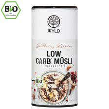 "Bio Low Carb Superfood-Müsli ""Wellbeing Warrior"" (575g)"