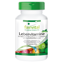Lebervitamine (60 Tabletten)