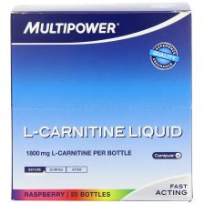 L-Carnitine Liquid (20x25ml)