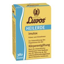 Heilerde imutox Pulver (380g)