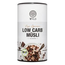 "Bio Low Carb* Müesli Schoko ""Eye Opener"" (350g)"