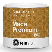 Bio Maca Premium Pulver (120g)