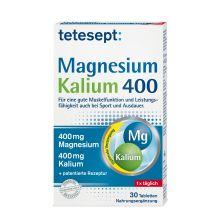 Magnesium 400 + Kalium (30 Tabletten)