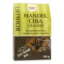 Mandel-Chia-Cracker bio (100g)