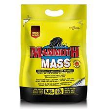 Mammoth Mass - 6804g - Schokolade-Erdnussbutter - MHD 30.06.2019