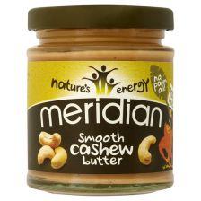 Cashewbutter - Smooth (170g)