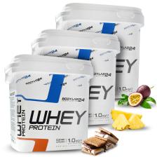 3 x Whey Protein (3x1000g)
