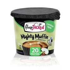 Mighty Muffin - 12x55g - Cinnamon Apple