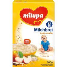 Milchbrei Apfel-Vanille 8M (500g) MHD 10.09.2017