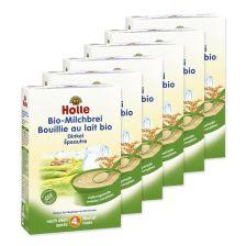 6 x Bio-Milchbrei Dinkel nach dem 4. Monat (6x250g)