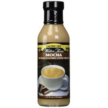 Coffee Creamers Calorie Free - 355ml - Mocha