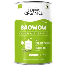 Baowow Vegan Protein Bio Pur (400g)