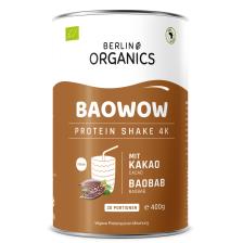 Baowow Vegan Protein Bio Schoko (400g)