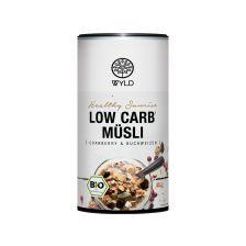 """Bio Low Carb* Müesli Cranberry und Buchweizen """"Healthy Sunrise"""" (350g)"""