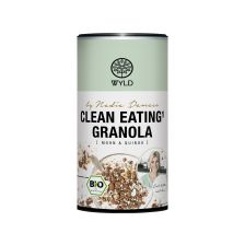 Clean Eating Granola Mohn & Quinoa
