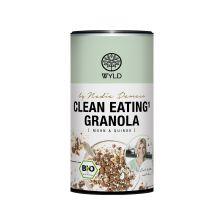"Clean Eating Granola Mohn & Quinoa ""by Nadia Damaso"" bio (350g)"