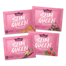 Slim Queen Samples (4x30g)