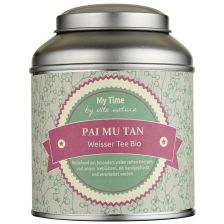 My Time - Weißer Tee Bio Pai Mu Tan (65g)