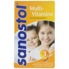 Multi Vitamine Saft ab 3 Jahren (460ml)