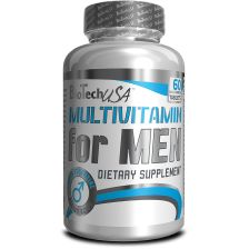 Multivitamin for Men (60 Tabletten)