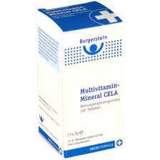 Multivitamin-Mineral CELA (100 Tabletten)