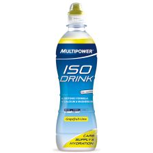 Iso Drink - 500ml - Grapefruit Lime