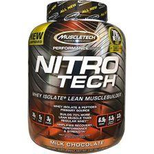 Nitro-Tech Performance Series - 1800g - Milchschokolade