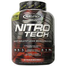 Nitro-Tech Performance Series - 1800g - Erdbeere