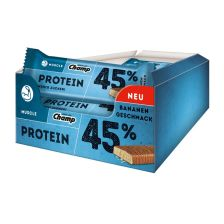 Muscle 45% Protein Riegel (24x45g)