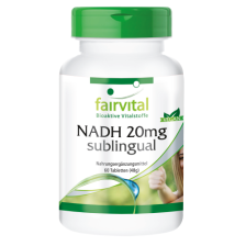 NADH 20mg (60 Tabletten)