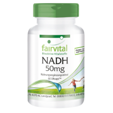 NADH 50mg (60 Kapseln)