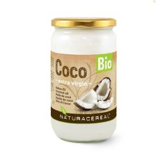 Organic coconut oil (500ml)