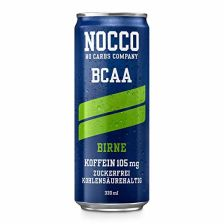 Nocco BCAA - 330ml - Birne