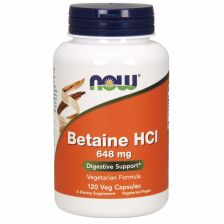 Betaine HCL (120 Kapseln)