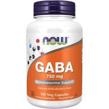 GABA 750mg (100 Kapseln)
