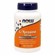 L-Tyrosine 500mg (120 Kapseln)