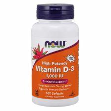 Vitamin D3 1000 I.E. (360 Kapseln)