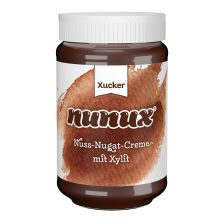 Nunux Nuss-Nougat Creme mit Xylit (300g)