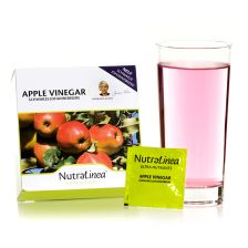 Apple Vinegar - 36 Brausetabletten - Schwarze Johannisbeere
