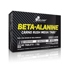 Beta Alanine Carno Rush Mega Tabs (80 Tabletten)