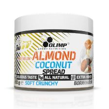 Almond Coconut Spread Soft Crunchy (300g)